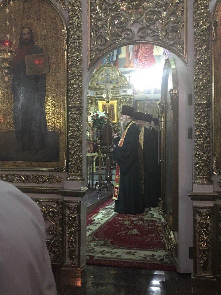 К юбилею Криворожской епархии в город привезли мощи святых (ФОТО), фото-15