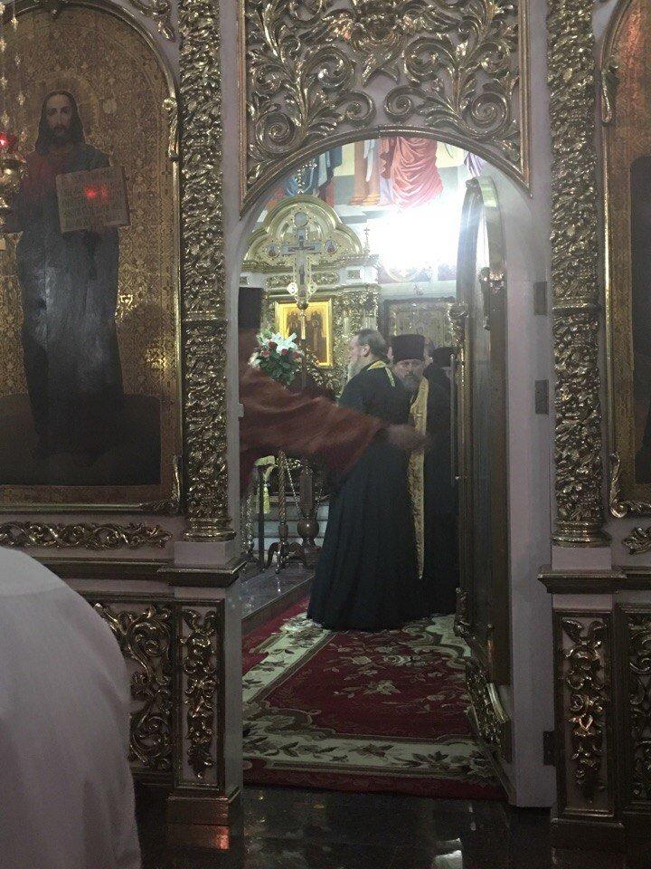 К юбилею Криворожской епархии в город привезли мощи святых (ФОТО), фото-16