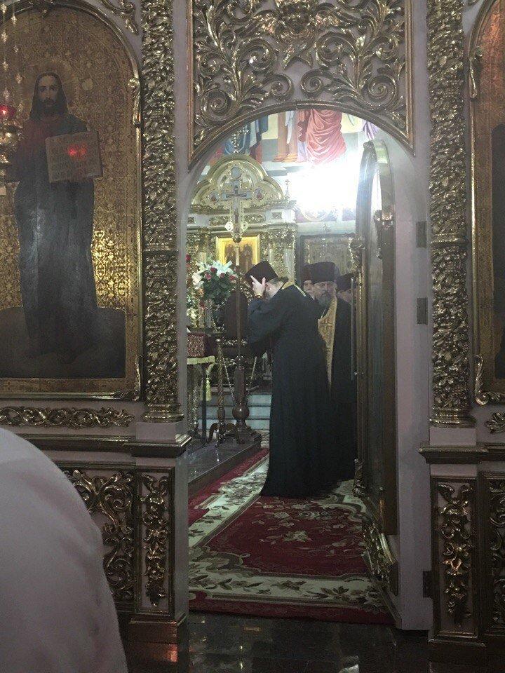 К юбилею Криворожской епархии в город привезли мощи святых (ФОТО), фото-14