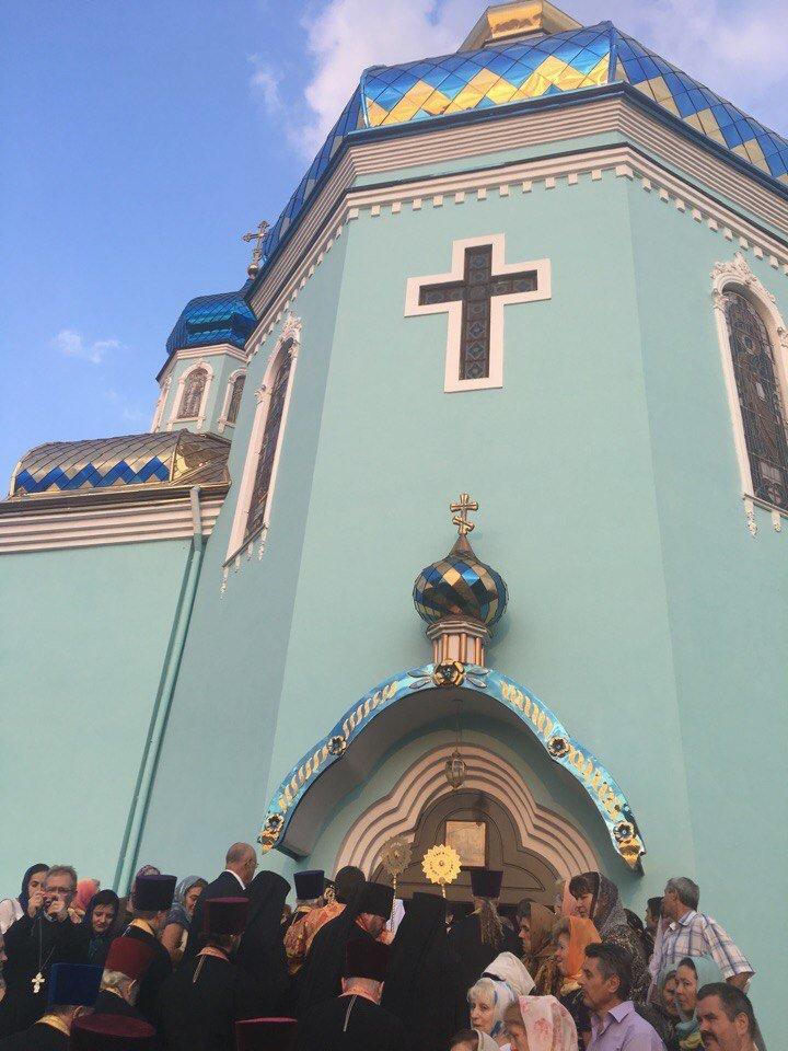 К юбилею Криворожской епархии в город привезли мощи святых (ФОТО), фото-8