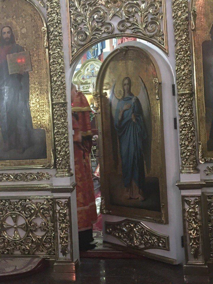 К юбилею Криворожской епархии в город привезли мощи святых (ФОТО), фото-17