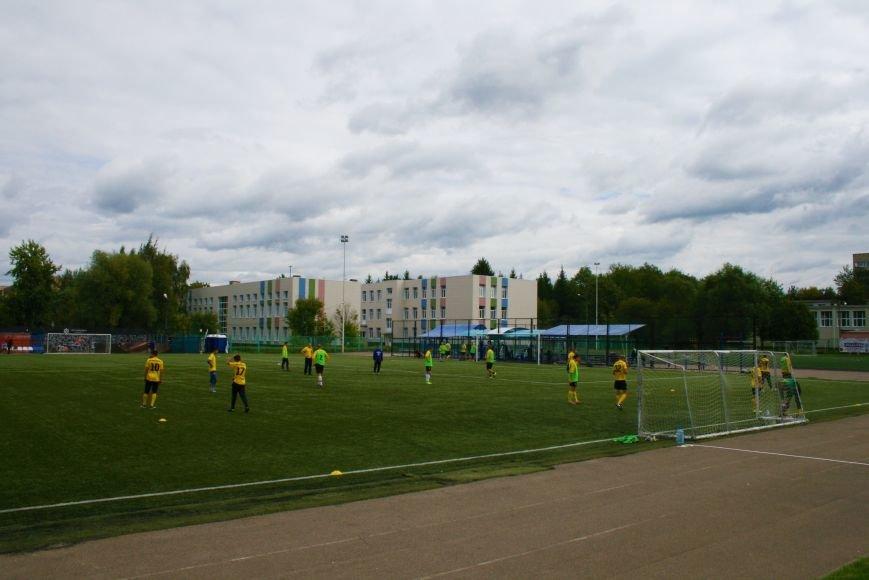 Футбольная философия центрального защитника команды «Комета», фото-10