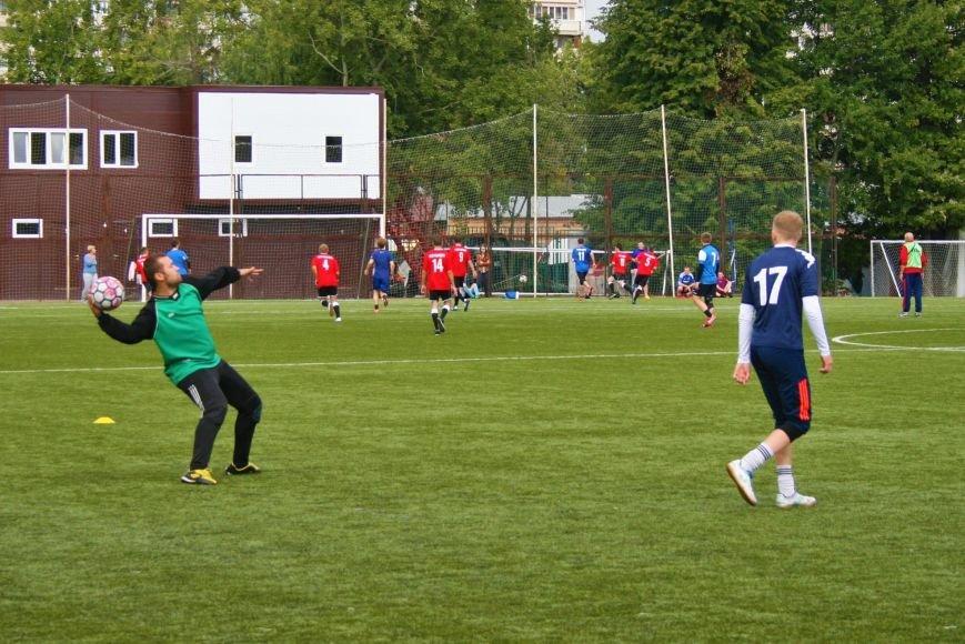 Футбольная философия центрального защитника команды «Комета», фото-2