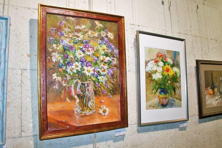 В Троицке состоялась необычная выставка картин, фото-9