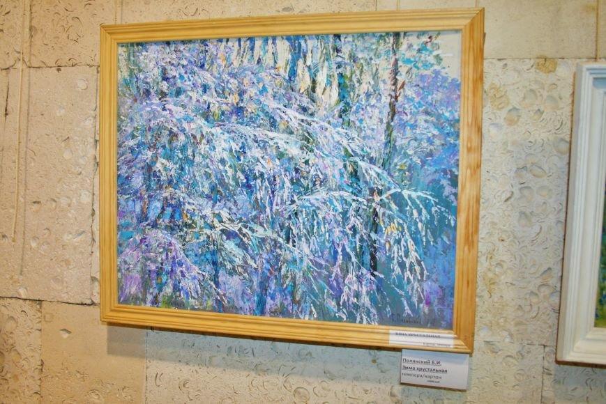 В Троицке состоялась необычная выставка картин, фото-7