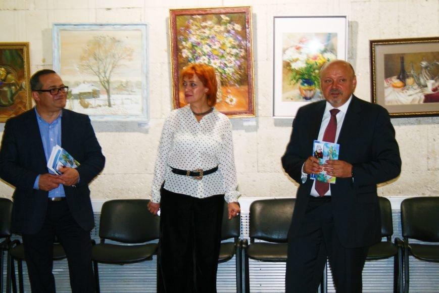 В Троицке состоялась необычная выставка картин, фото-2