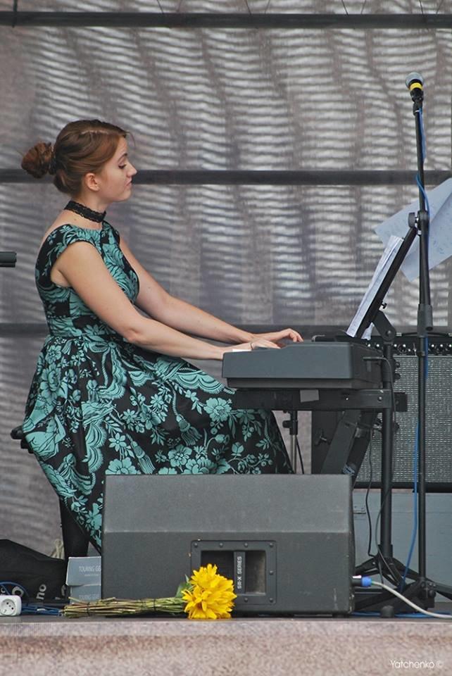Kiev Tango Project piano