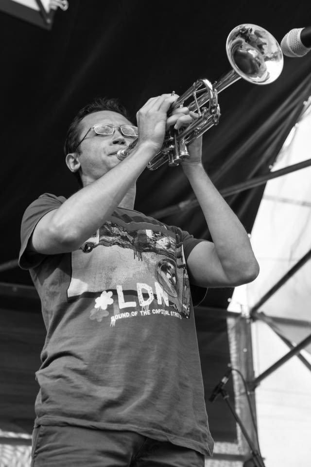 Bag Pack trumpet