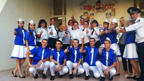 Команда юных инспекторов движения из Кривого Рога стала лучшей в Украине (ФОТО), фото-1