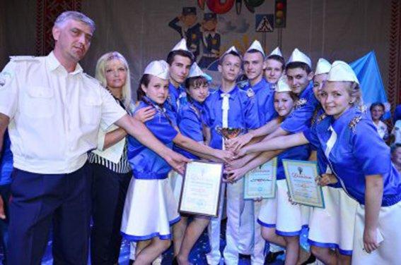 Команда юных инспекторов движения из Кривого Рога стала лучшей в Украине (ФОТО), фото-2