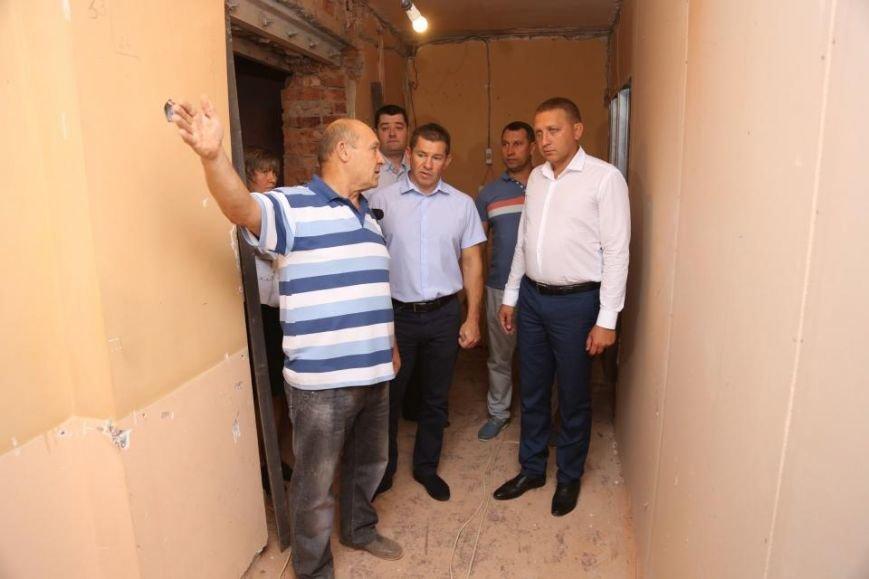 Отделение полиции на Молодёжном скоро переедет в новое помещение (ФОТО), фото-5