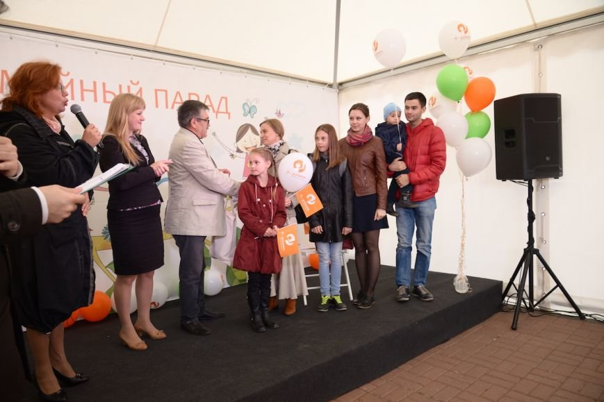 Более 150 ульяновцев прошлись Семейным парадом. ФОТО, фото-2