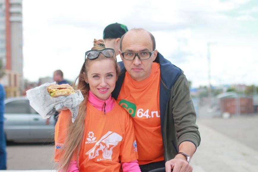 Легкоатлеты Go64.ru благодарят Street Food Legends за вкусный «допинг» (ФОТО), фото-1