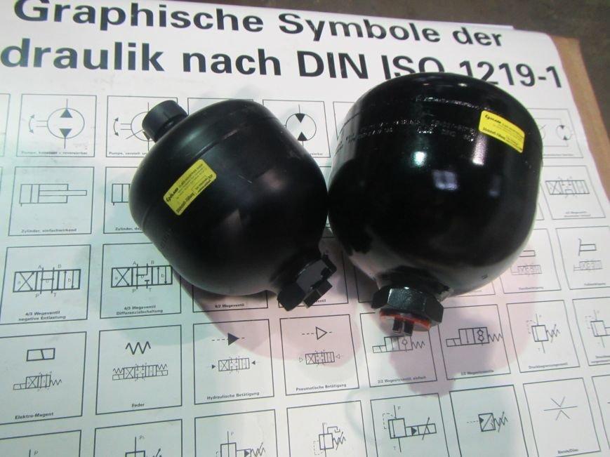 Мембранные гидроаккумуляторы 44