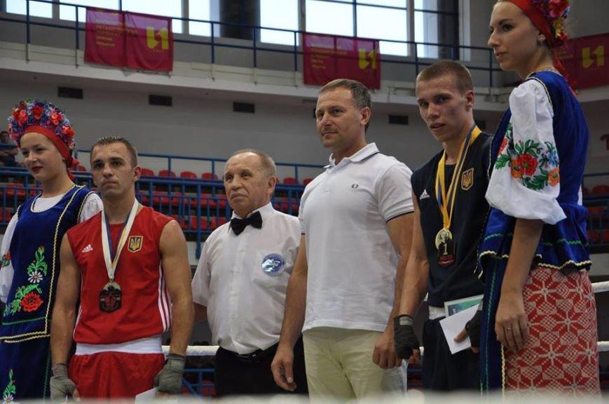 Краматорчанин привез бронзу с кубка Украины по боксу, фото-3