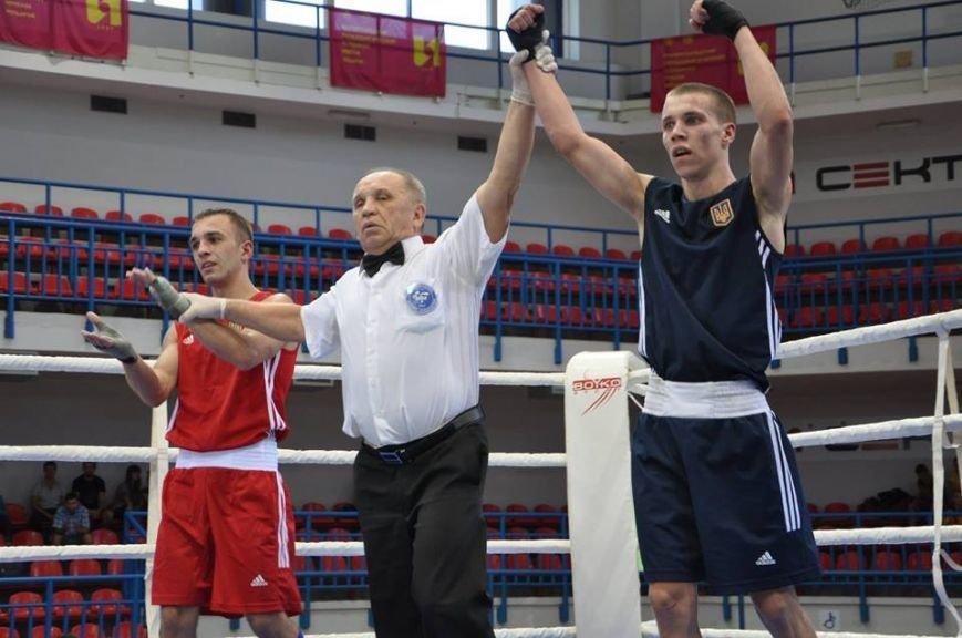 Краматорчанин привез бронзу с кубка Украины по боксу, фото-2