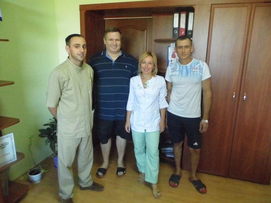 Пациенты Олег Аликович и Александр Владимирович