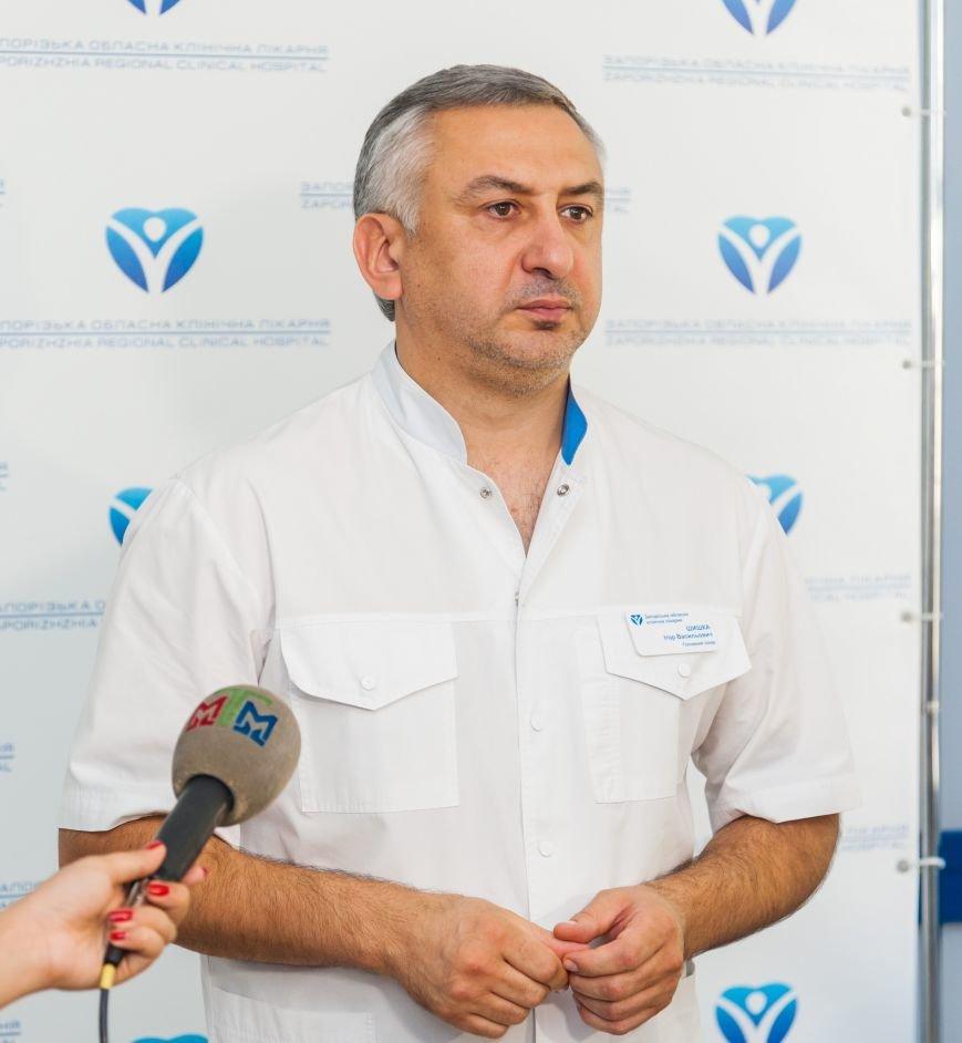 Главный врач И.В.Шишка