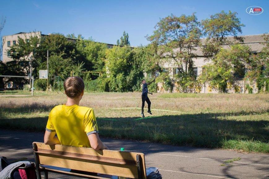 В Краматорске состоялся областной чемпионат по кроссминтону, фото-2