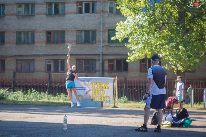 В Краматорске состоялся областной чемпионат по кроссминтону, фото-4
