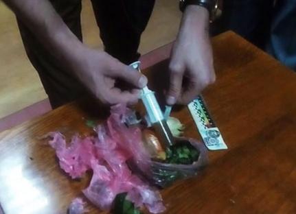 В Конотопі ув'язнений намагався пронести до колонії наркотики (фото), фото-2