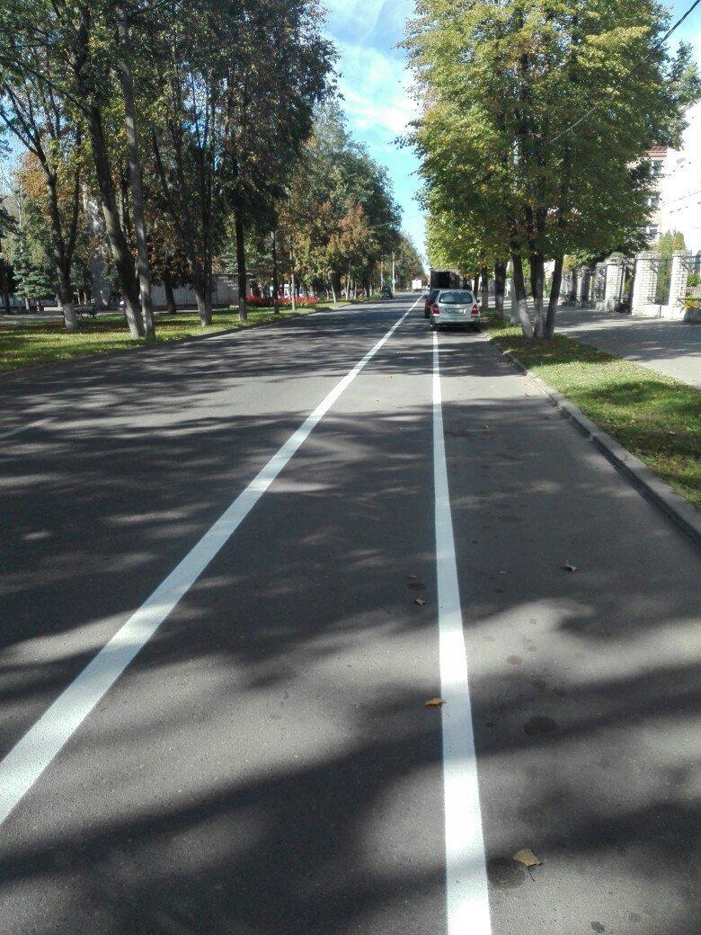 В Полоцке 17 сентября откроют первую городскую велодорожку. Фотофакт, фото-2