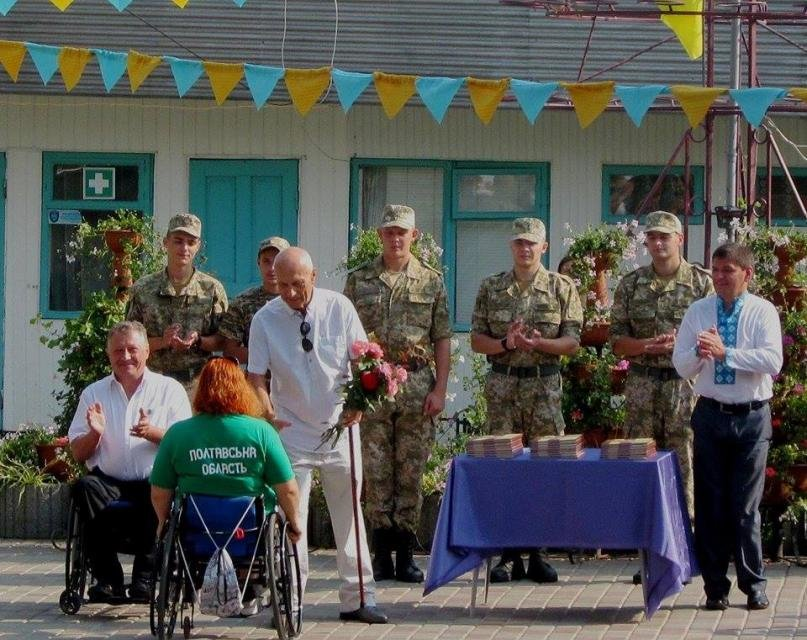 Кременчужане победили на ХI Открытой Всеукраинской спартакиаде по рекреационным видам спорта для людей с инвалидностью, фото-4