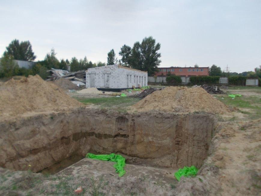 будівництво притулку2