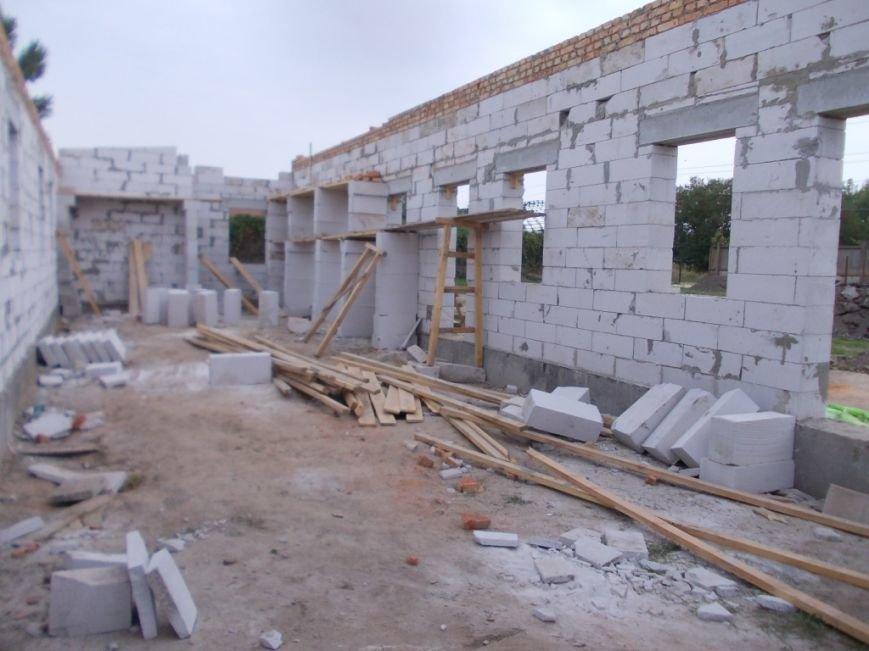 будівництво притулку5