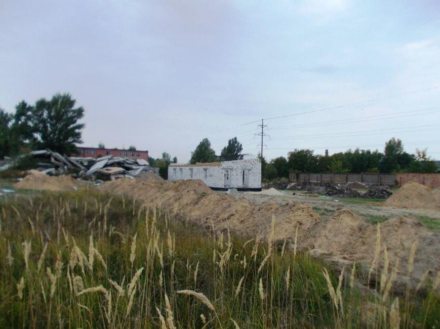 будівництво притулку1