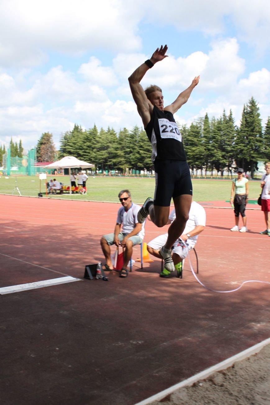 Захарченко Никита (прыжок в длину)
