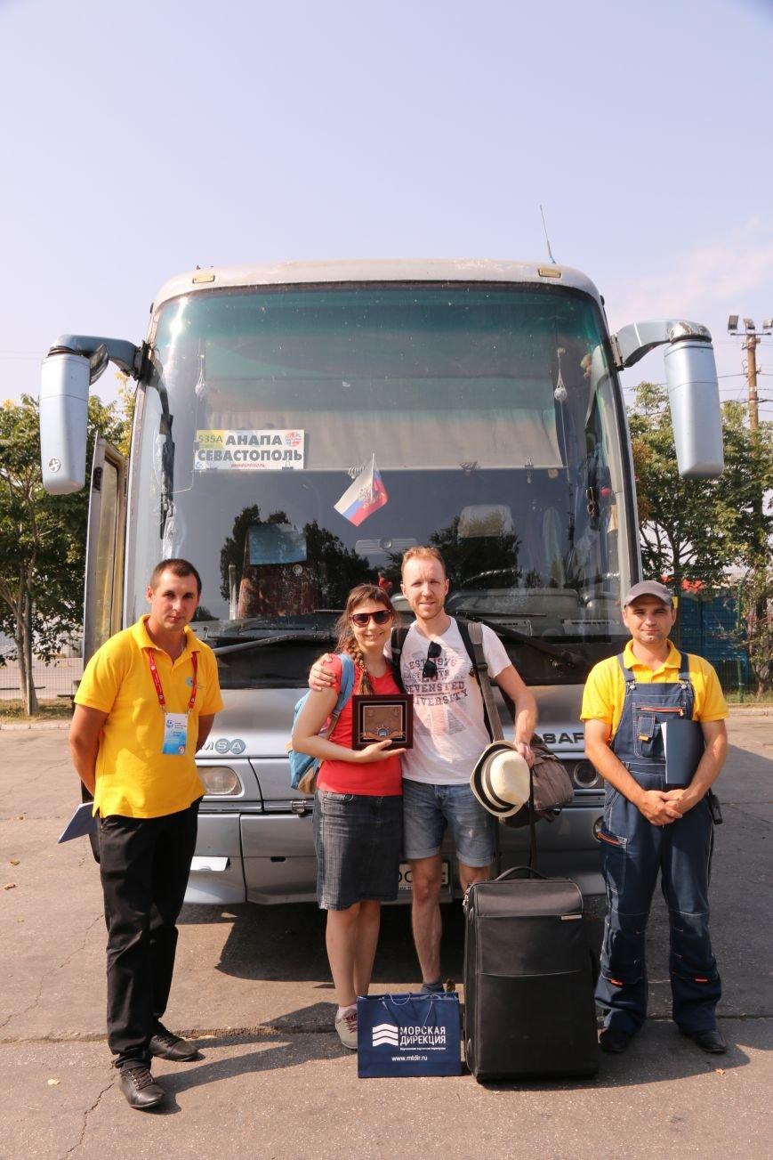 Сегодня Керченская переправа встретила 5-миллионного пассажира (ФОТО), фото-2