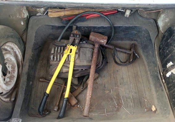 В Бахмутском районе найдены серийные воры кабельно-проводниковой продукции, фото-2