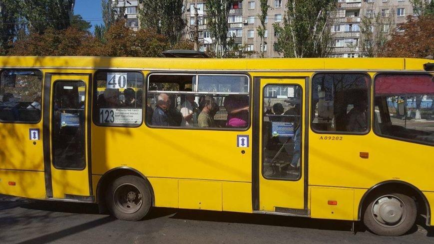 Мариупольские маршрутчики начали эксперимент, а горожане запутались в номерах (ФОТОФАКТ), фото-1