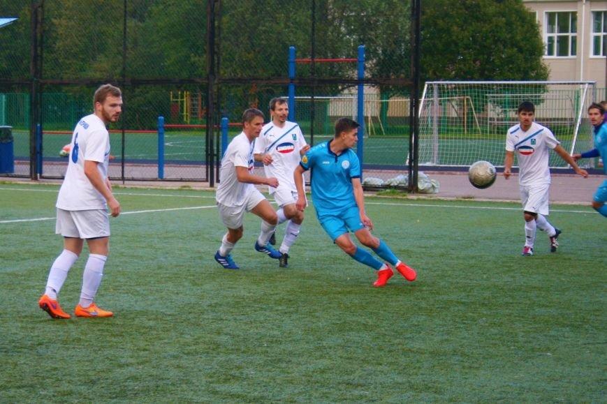 ФК «Троицк» проиграл «Родине» со счётом 0:4, фото-2