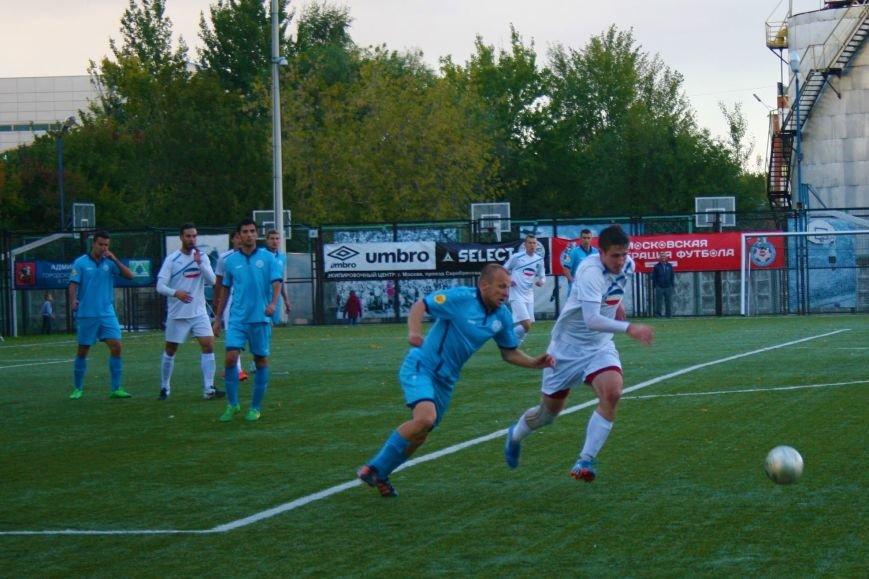 ФК «Троицк» проиграл «Родине» со счётом 0:4, фото-9