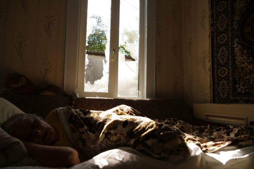 В результате обстрела Макеевки ранено шесть человек, пострадали 15 домов и школа (ФОТО), фото-3