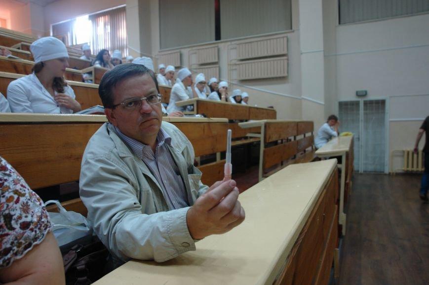 """Для франківських студентів-медиків впроваджують ініціативу """"ТакМед"""" (ФОТОРЕПОРТАЖ), фото-5"""