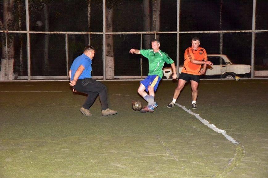 Областной главк полиции проиграл в футбол команде райотдела Мариуполя (ФОТО), фото-5