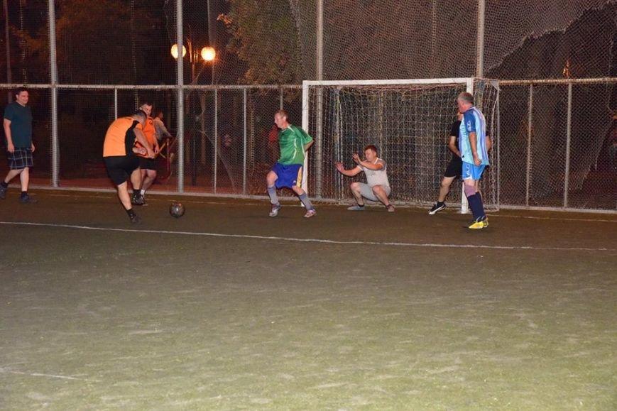 Областной главк полиции проиграл в футбол команде райотдела Мариуполя (ФОТО), фото-2