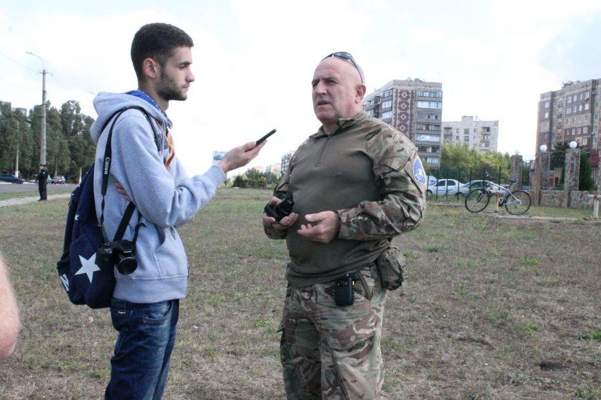 В Краматорске состоялся митинг (ФОТО), фото-5