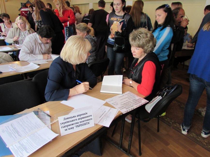 В Краматорске состоялась ярмарка вакансий, фото-2