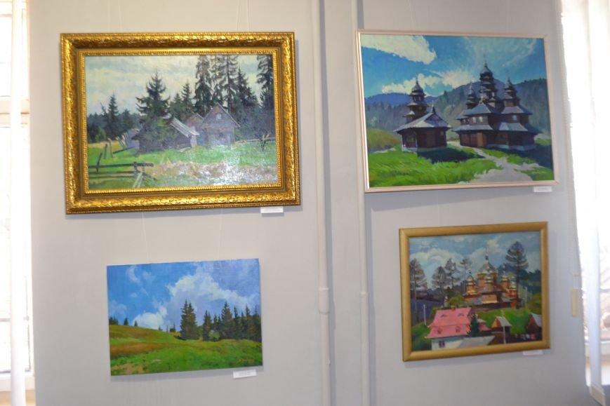 В Кривом Роге открылась выставка с атмосферой тепла и света (ФОТО), фото-6