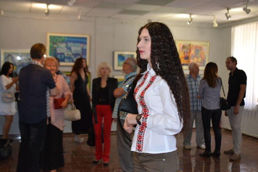 В Кривом Роге открылась выставка с атмосферой тепла и света (ФОТО), фото-10
