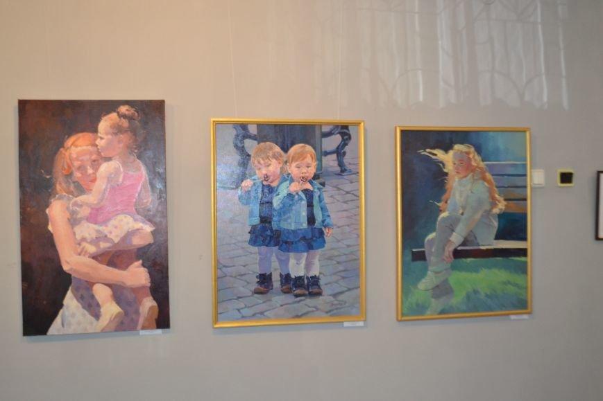 В Кривом Роге открылась выставка с атмосферой тепла и света (ФОТО), фото-7