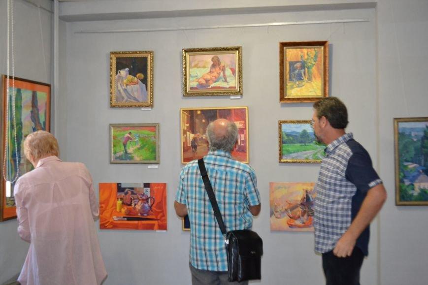 В Кривом Роге открылась выставка с атмосферой тепла и света (ФОТО), фото-3