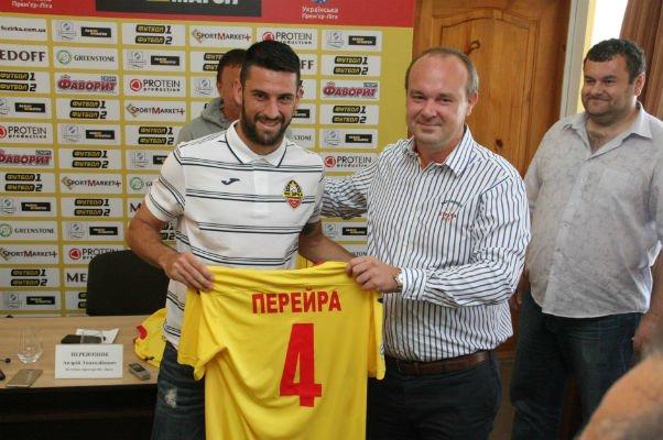 ФК «Зірка» презентував новачків (ФОТО), фото-1