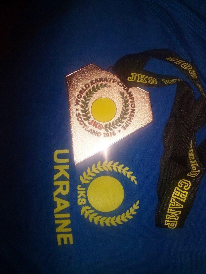 Криворожские каратисты стали победителями на Чемпионате мира в Шотландии (ФОТО), фото-4