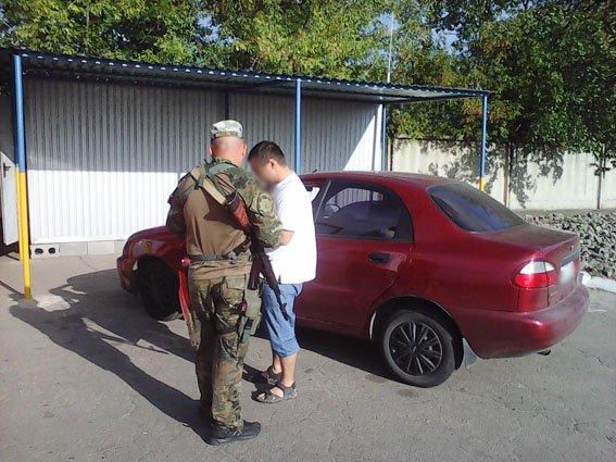 """Краматорские полицейские нашли """"украденный"""" автомобиль (ФОТО), фото-2"""