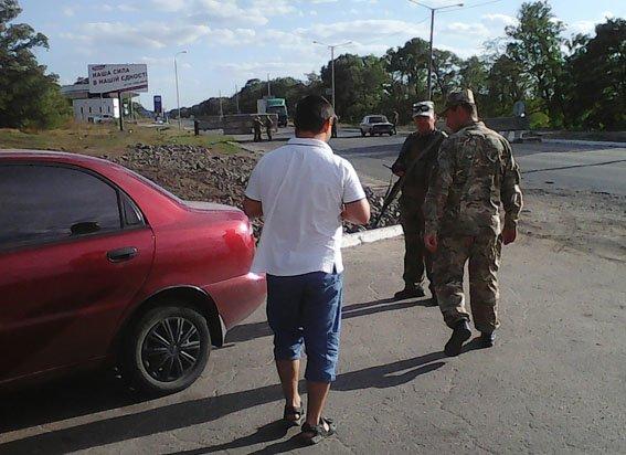 """Краматорские полицейские нашли """"украденный"""" автомобиль (ФОТО), фото-1"""